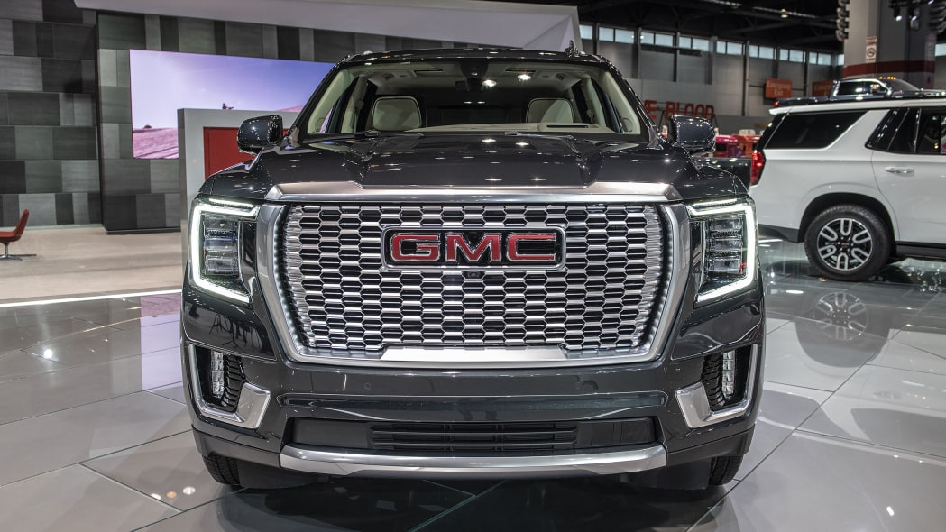 2021 GMC Yukon Denali adds another extra-luxe accessories ...