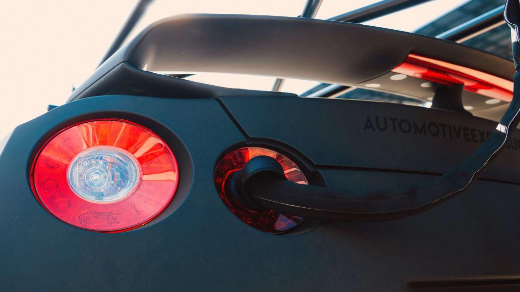 Nissan GT-R Camera Car 9