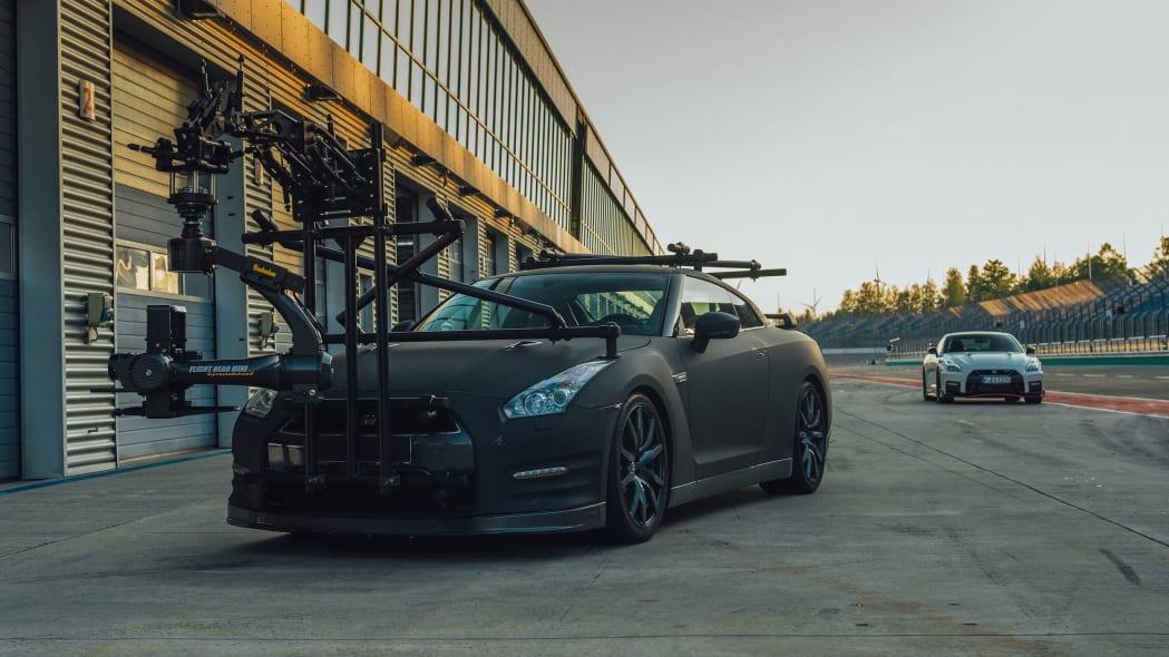 Nissan GT-R Camera Car 14