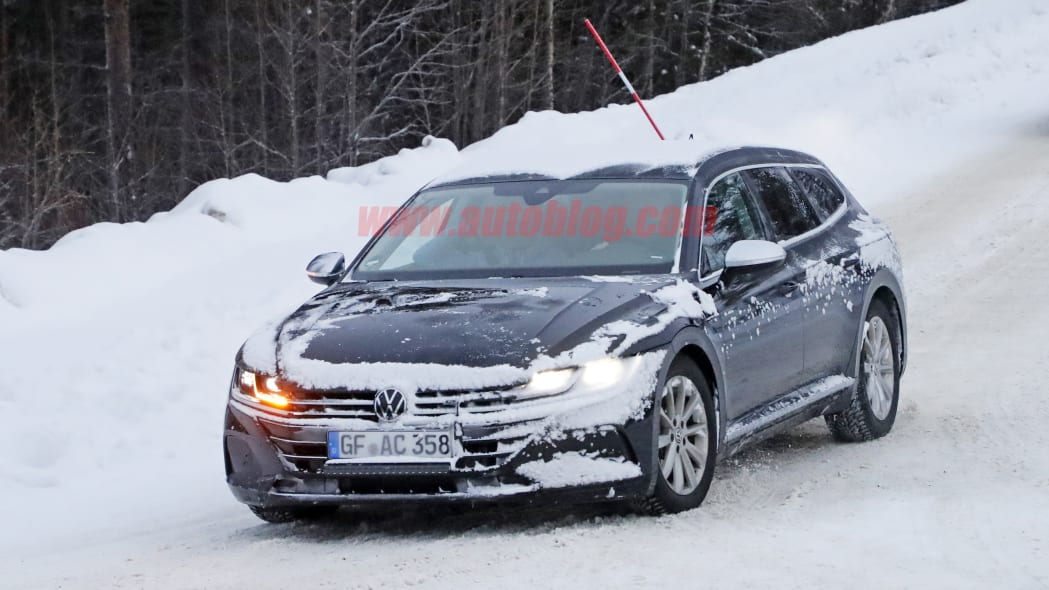 VW Arteon Shooting Brake 1