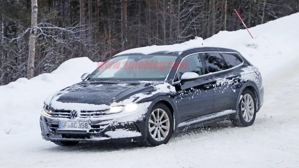 VW Arteon Shooting Brake 2