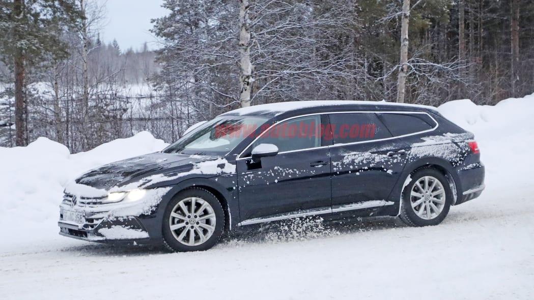 VW Arteon Shooting Brake 3