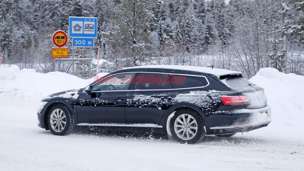 VW Arteon Shooting Brake 5