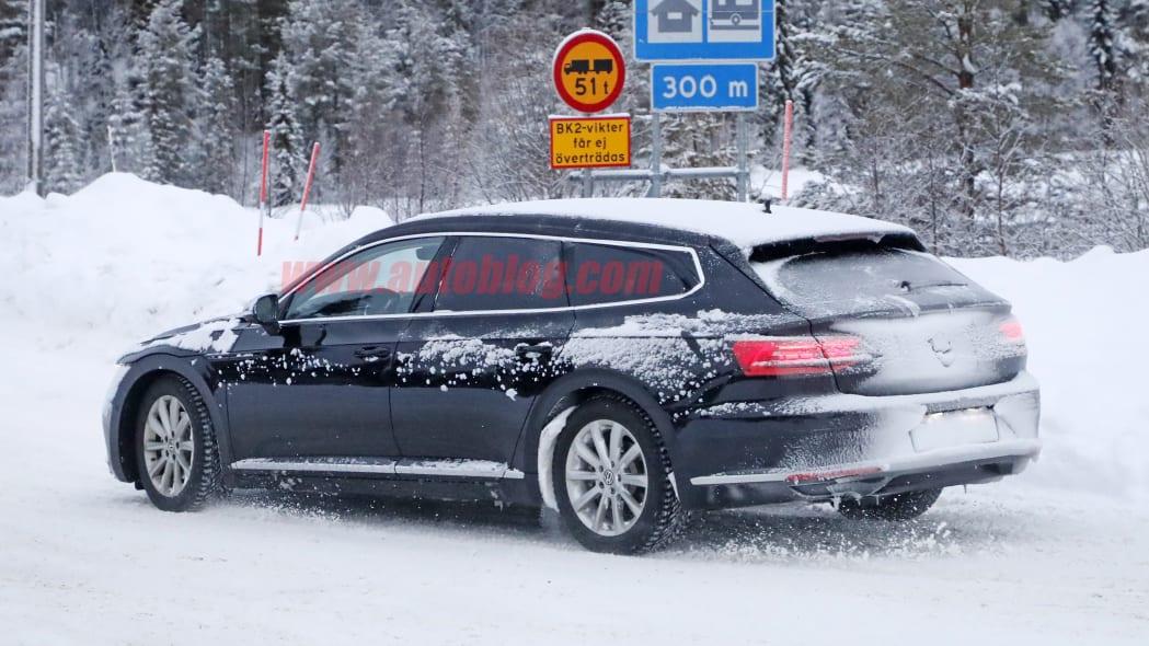 VW Arteon Shooting Brake 6