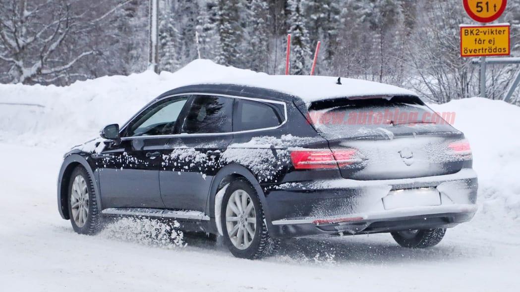 VW Arteon Shooting Brake 7
