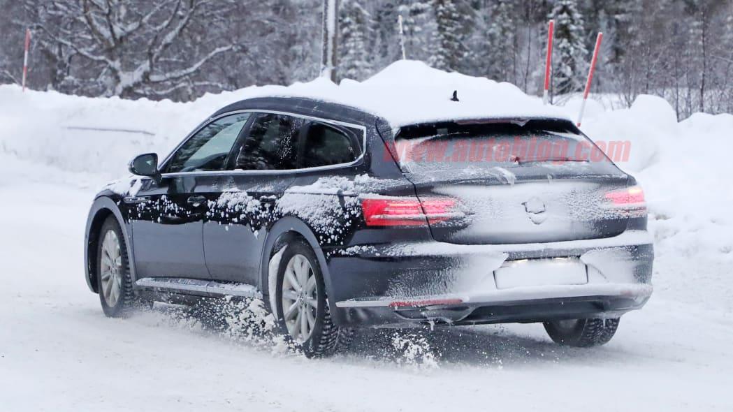 VW Arteon Shooting Brake 8