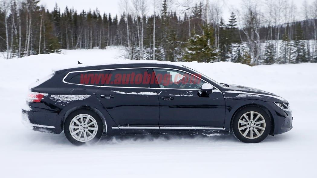 VW Arteon Shooting Brake 13