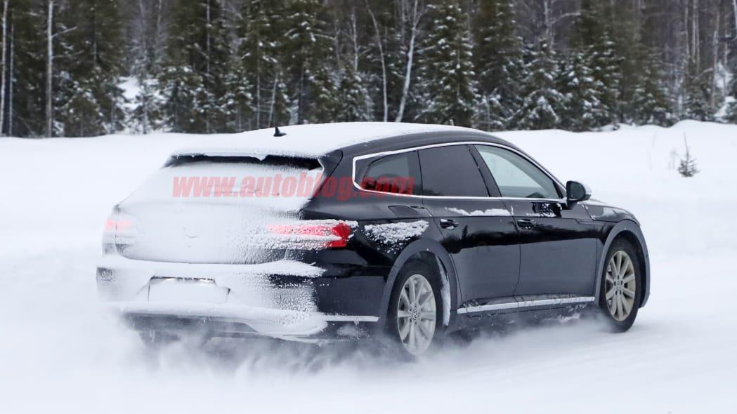 VW Arteon Shooting Brake 16