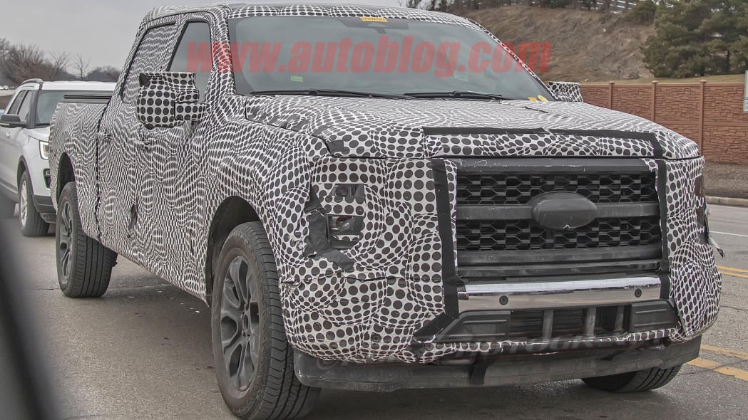 2020 - [Ford] F-Series F-150grille.sp04.KGP_