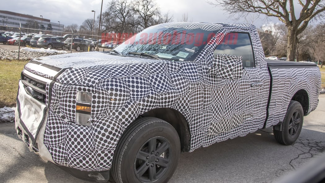 2020 - [Ford] F-Series F-150XL.grille08