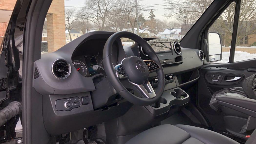 2020 Mercedes-Benz 3500XD Crew Van