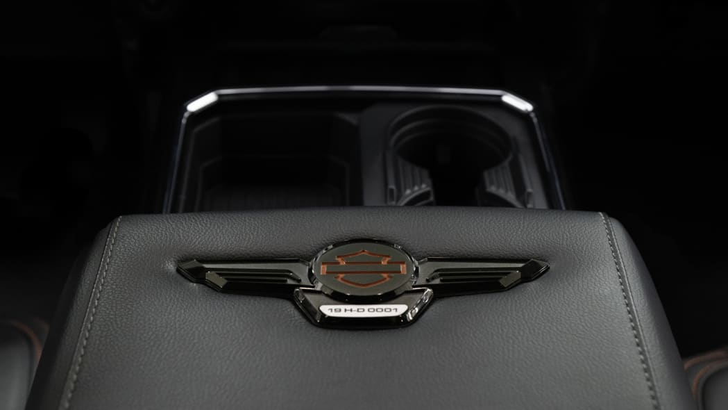 2020 Ford F-250 Super Duty Harley-Davidson