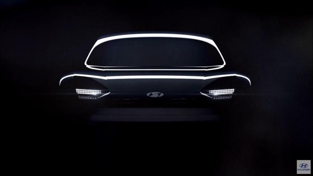 Hyundai Prophecy teaser