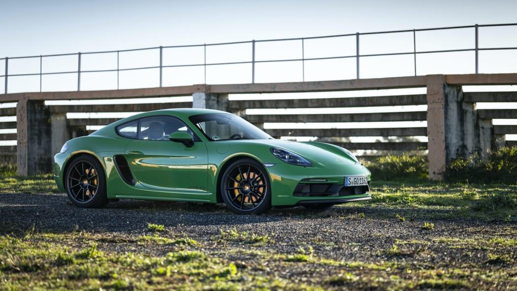 2021 Porsche 718 Cayman GTS 4.0