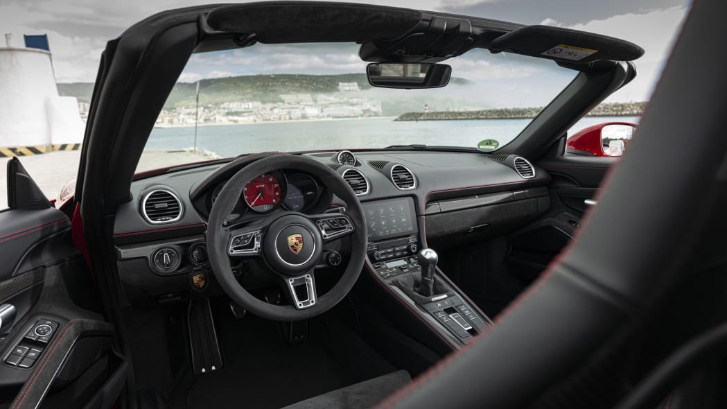 2021 Porsche 718 Boxster GTS 4.0