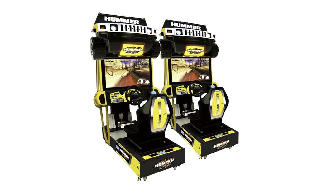 Sega Hummer Extreme Edition