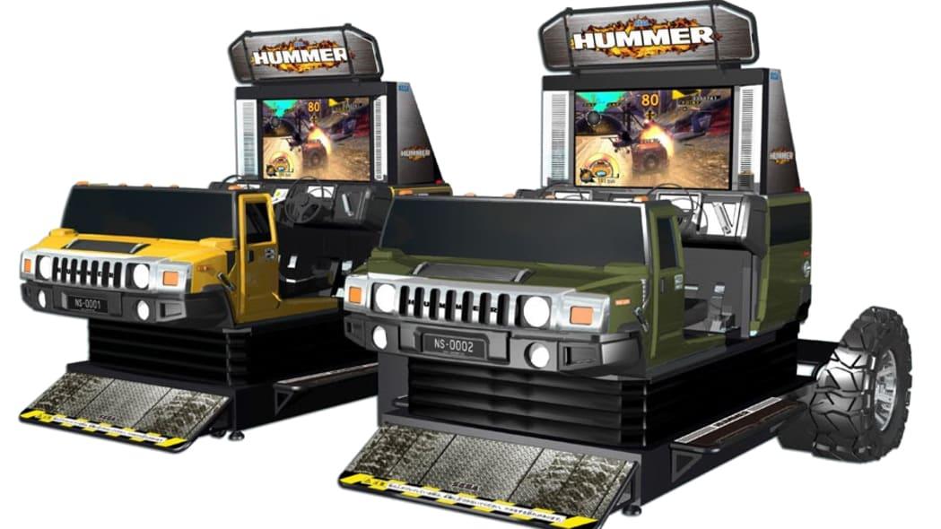 Sega Hummer