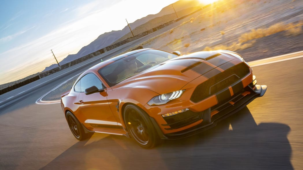 2020 Shelby Signature Series Mustang