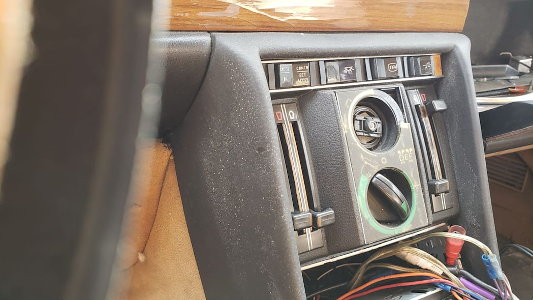11 - 1974 Mercedes-Benz 450SEL W116 in California junkyard - photo by Murilee Martin