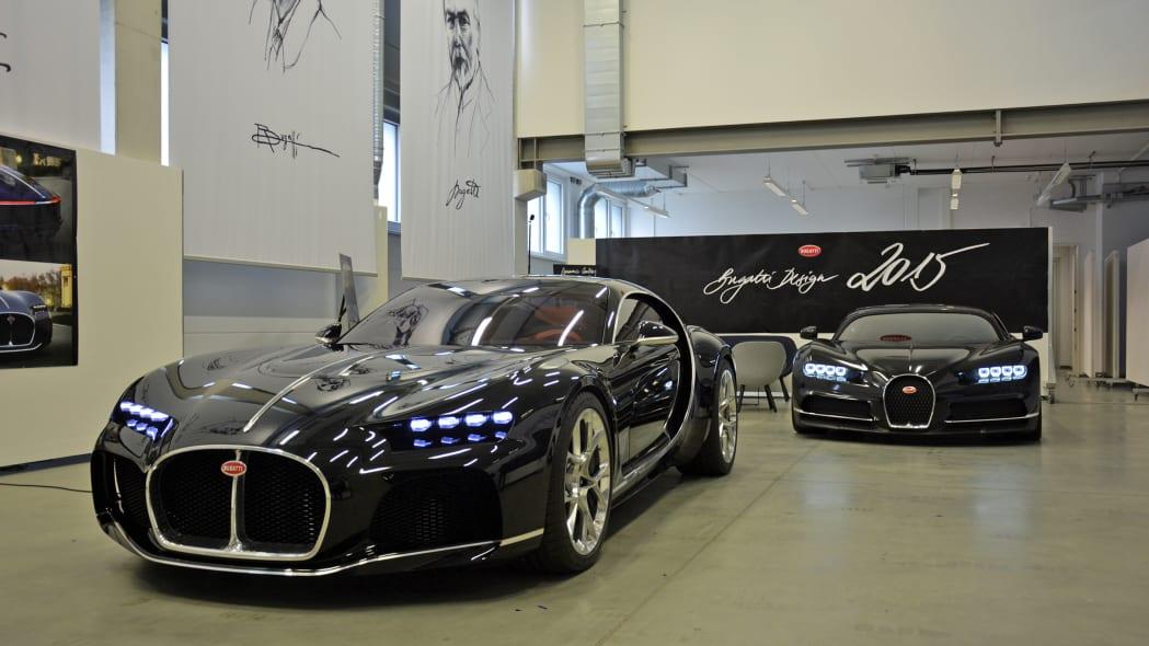 2015 Bugatti Atlantic concept