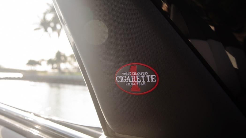 Cigarette Racing Tarranna AMG Edition
