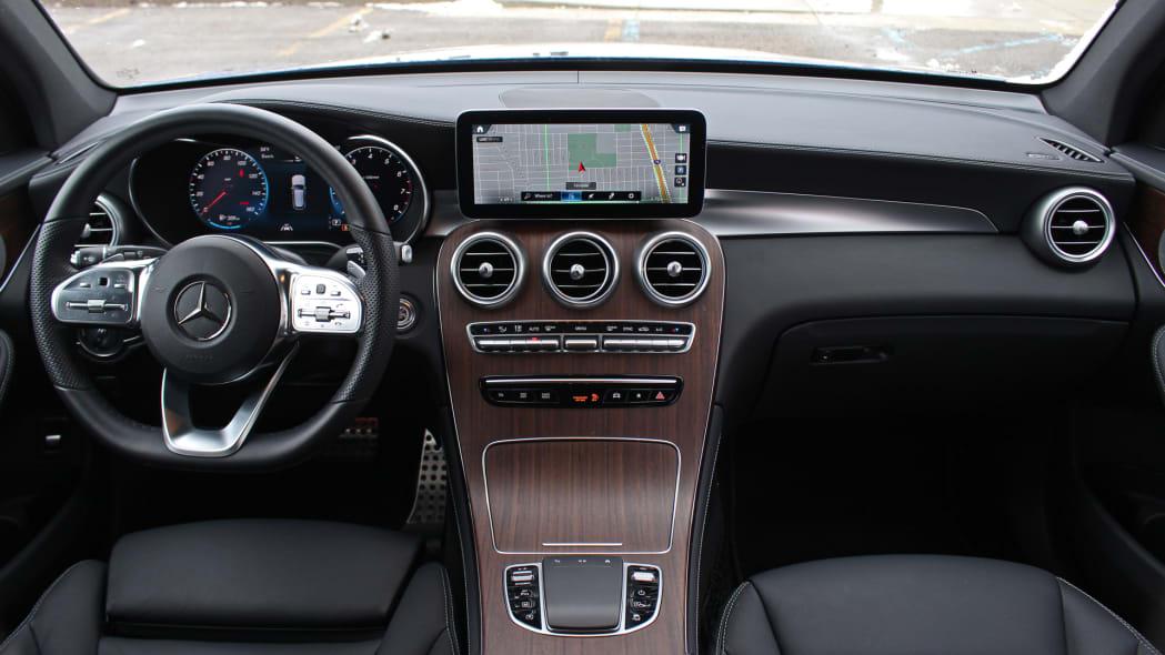 2020 Mercedes-Benz GLC 300