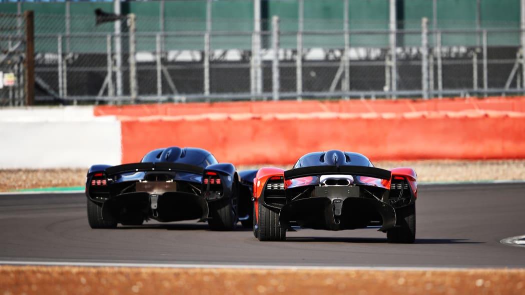 Aston Martin Valkyrie at Silverstone 3