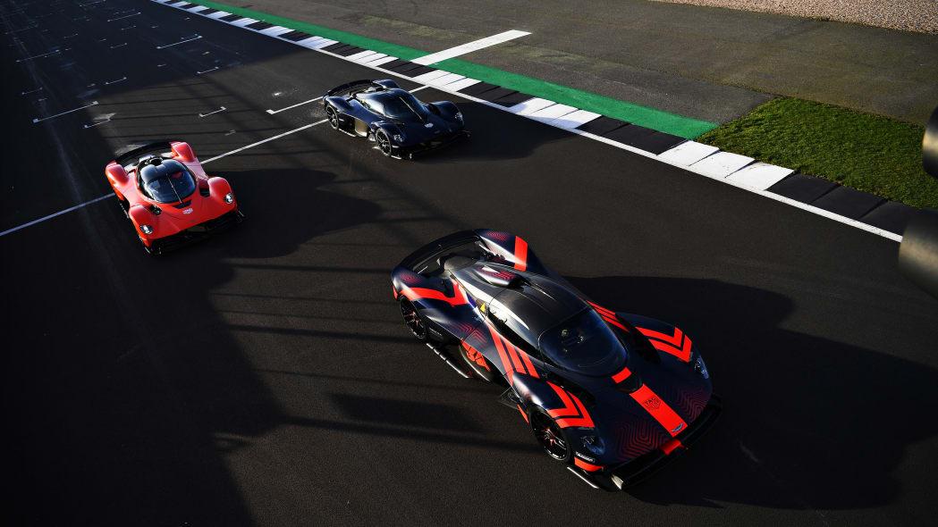 Aston Martin Valkyrie at Silverstone 5