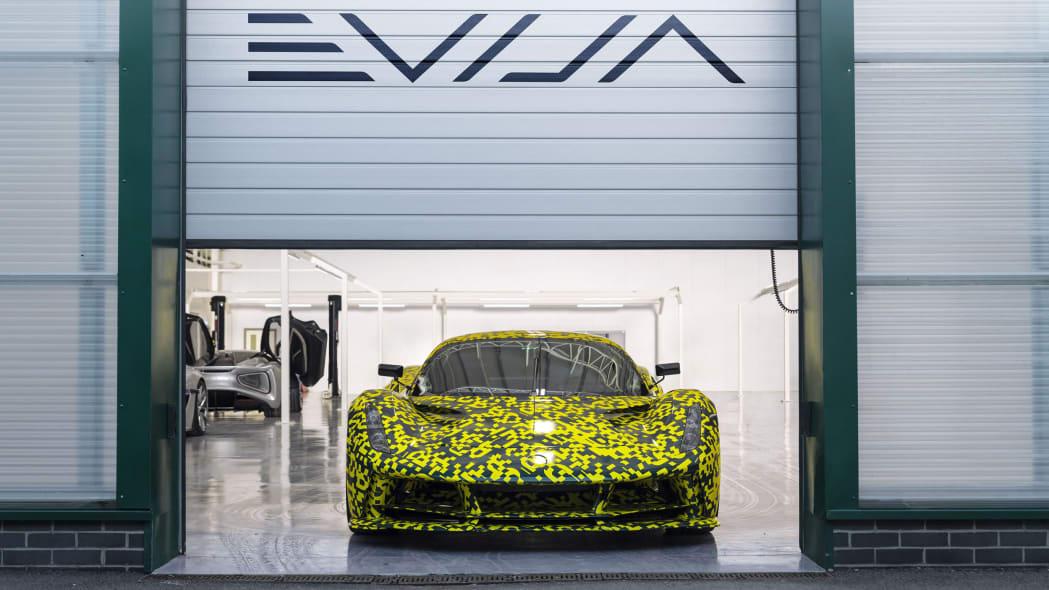 Lotus Evija 3