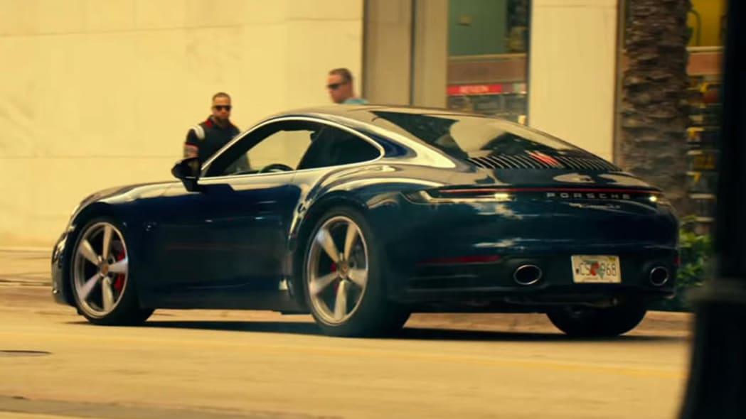 """""""Bad Boys for Life,"""" 2020 Porsche 911 Carrera 4S"""