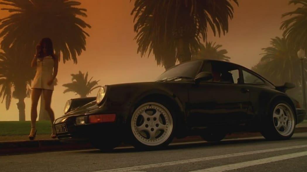 """Bad Boys,"" 1994 Porsche 911 Turbo 3.6"