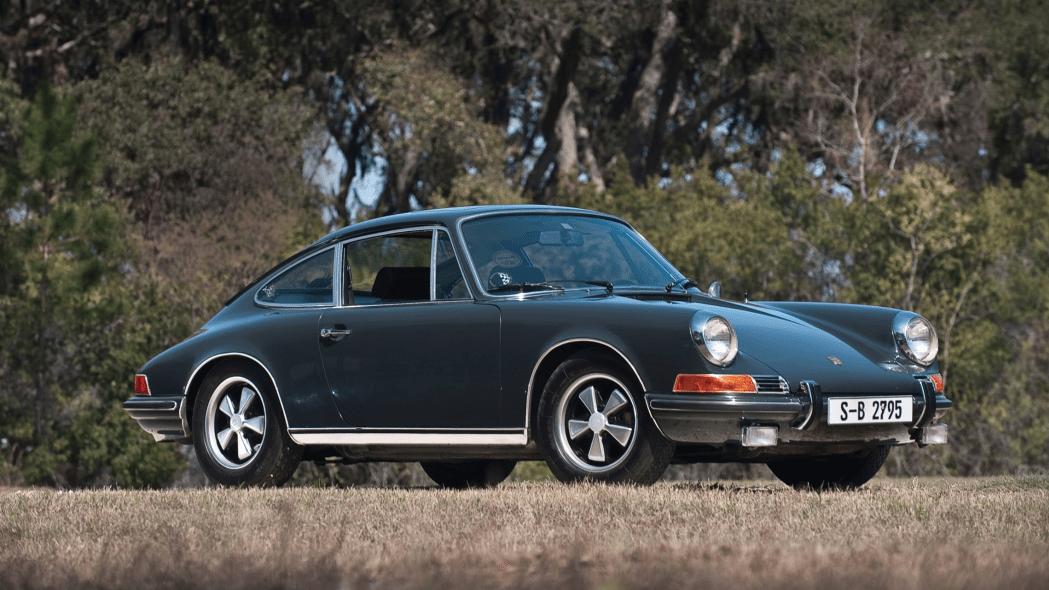 """Le Mans,"" 1970 Porsche 911S"
