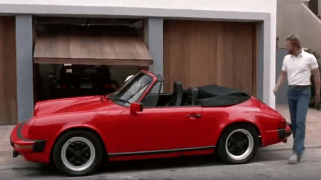 """Against All Odds,"" 1983 Porsche 911 SC Cabriolet"