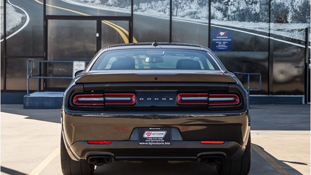 Dodge Challenger Demon by Speedkore