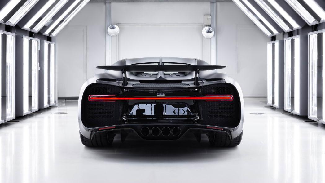 Bugatti Chiron Sport Edition Noire Sportive 1