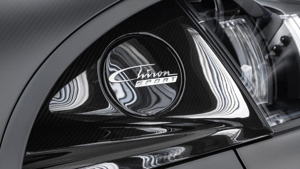 Bugatti Chiron Sport Edition Noire Sportive 4
