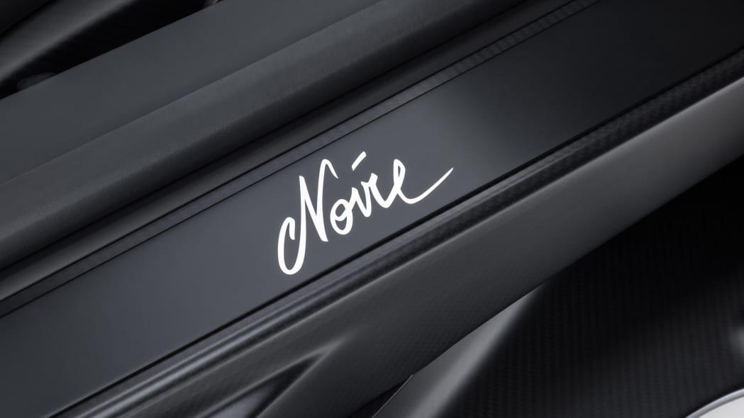 Bugatti Chiron Sport Edition Noire Sportive 5