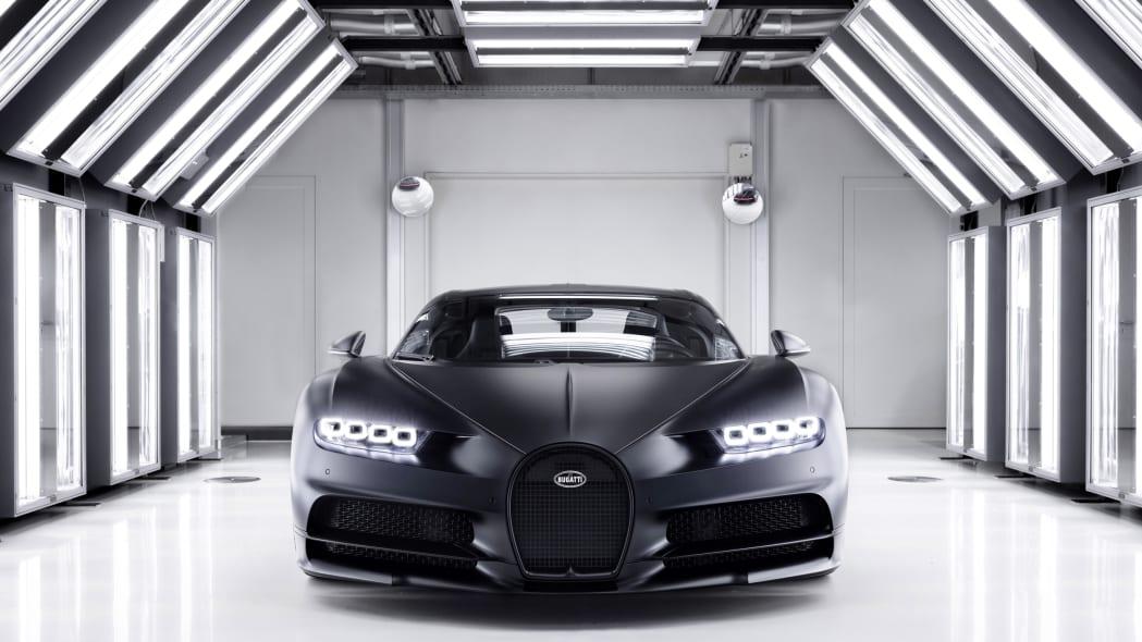 Bugatti Chiron Sport Edition Noire Sportive 8