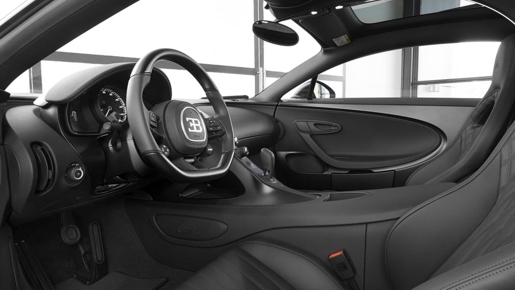 Bugatti Chiron Sport Edition Noire Sportive 9