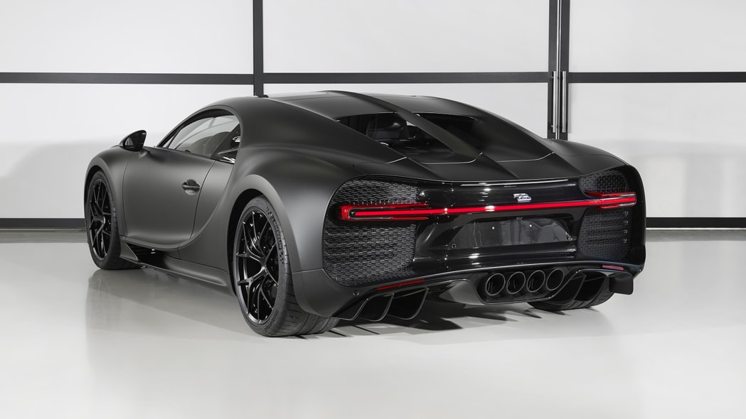 Bugatti Chiron Sport Edition Noire Sportive 11