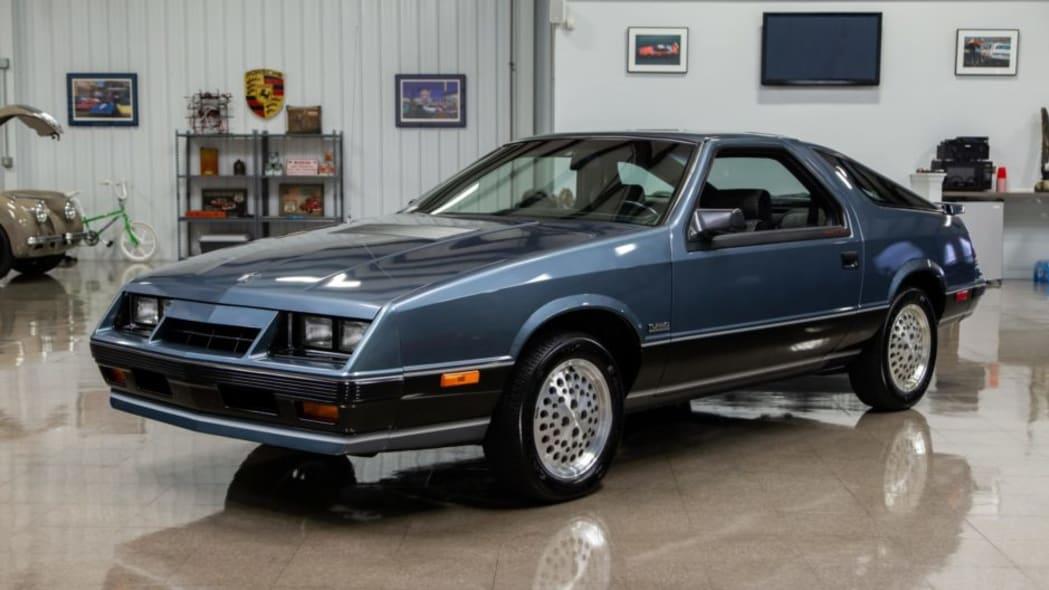 1984 Dodge Daytona Turbo
