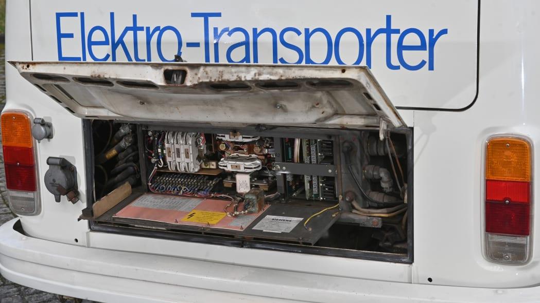 1972 Volkswagen Bus electric prototype
