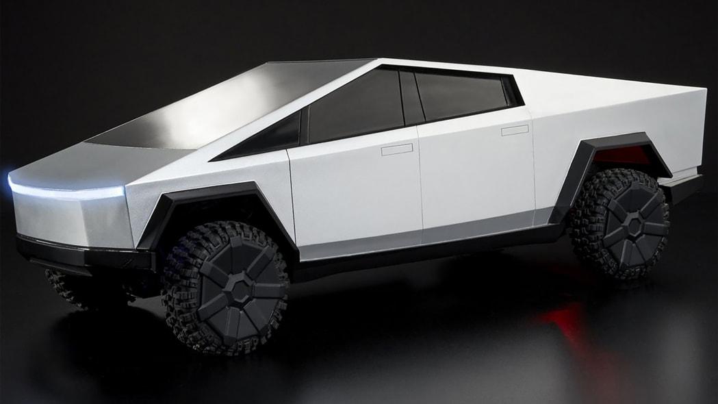 Hot Wheels Tesla Cybertruck RC Car 12