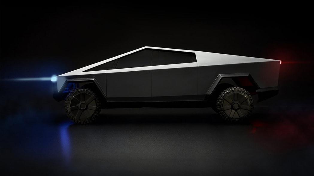 Hot Wheels Tesla Cybertruck RC Car 13