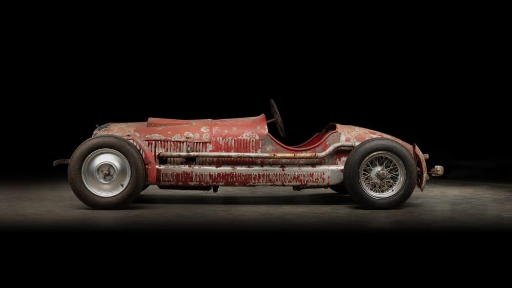 Mussolini's Alfa Romeo 6C