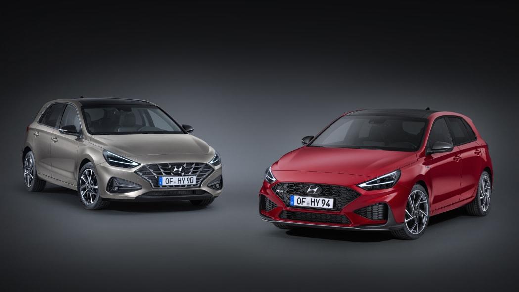 2021 Hyundai Elantra GT / i30