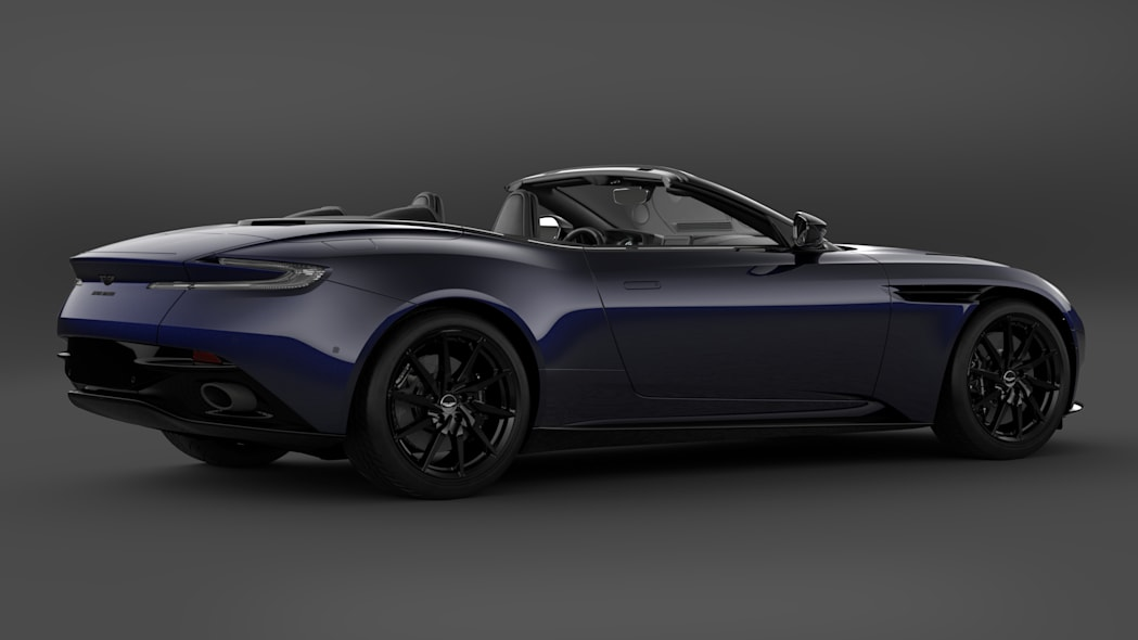 2021 Aston Martin DB11 Volante Shadow Edition