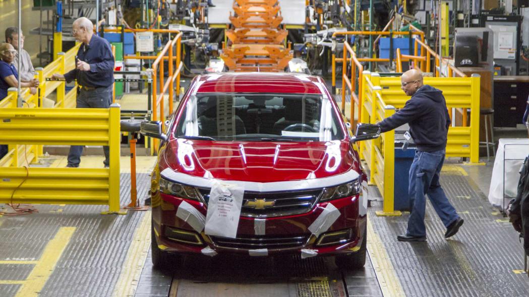 The final 2020 Chevrolet Impala