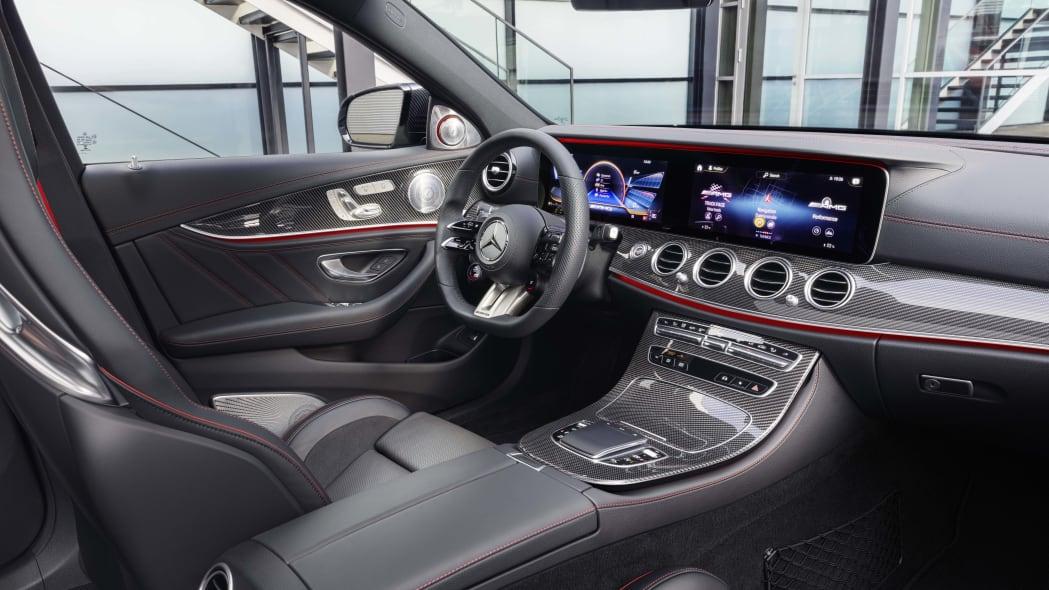 2021 Mercedes-AMG E 53
