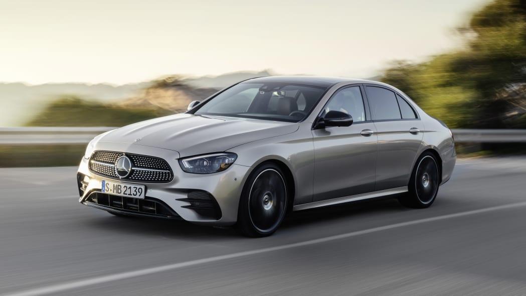 2021 Mercedes-Benz E 450